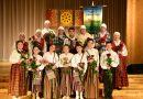 """Folkloras kopa """"Rūžeņa"""" nosvinēja 20 gadu jubileju"""