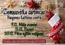 Ziemassvētku darbnīcas Naujenes kultūras centrā