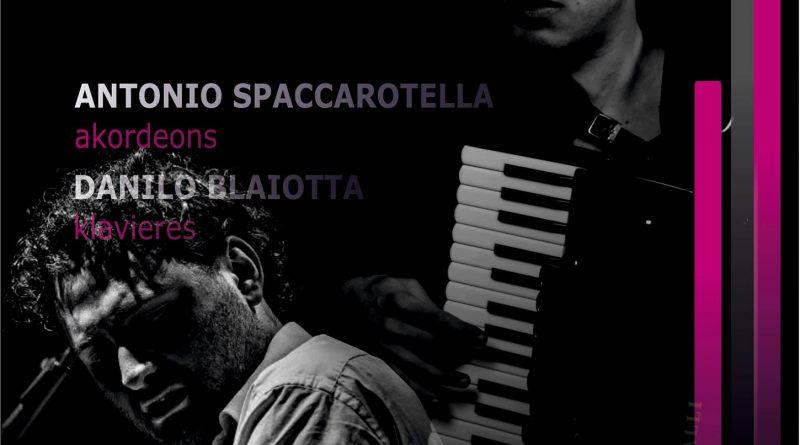 Antonio Spaccarotella un Danilo Blaiotta koncerts