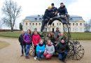 Naujenes pamatskolas skolēnu iepazīšanās ar Krāslavu