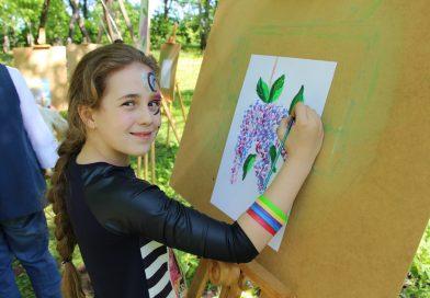 Naujenes tautas bibliotēka aicina bērnus uz vasaras aktivitātēm