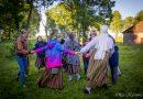 Naujenē svinēja vasaras saulgriežus pēc senlatviešu tradīcijām