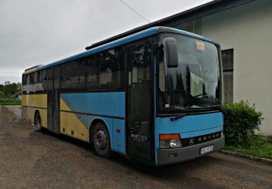 Ar 1. septembri mainās Naujenes pagasta autobusu kustības laiks