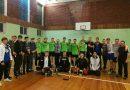 Norisinājās Naujenes pagasta atklātais florbola turnīrs jauniešiem