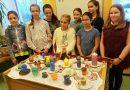 """Sveču liešanas darbnīca """"Sveces liesmiņa Latvijai"""" Lāču pamatskolas 5.-9.klases skolēniem, Latvijai 100 pasākumu ietvaros"""