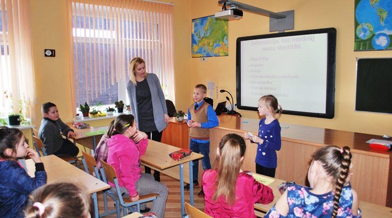 Drošāka interneta diena Naujenes pamatskolā