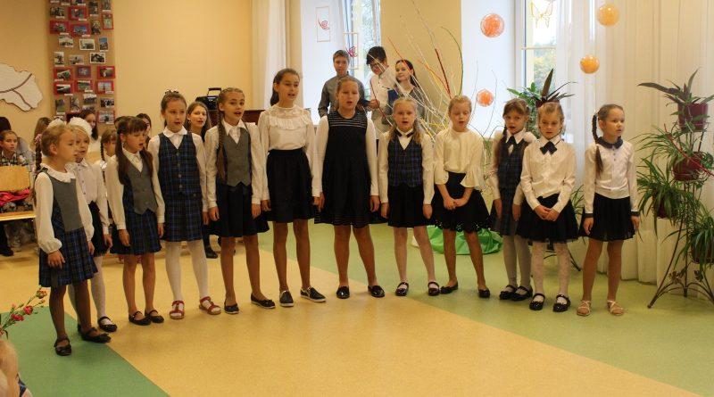 Skolotāju diena Lāču pamatskolā