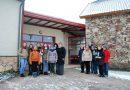 """Naujenes pamatskolas skolēni papildina """"Skolas somu"""" ar braucienu uz Līvāniem"""